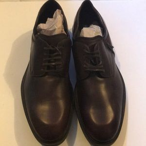 Men Lace-up Derby shoes with